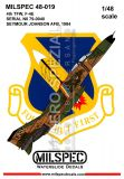 CMS4819 F-4E Phantom II 4th TFW