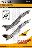 CPS7227 F-14A Tomcat VF-21 Freelancers & VF-41 Black Aces