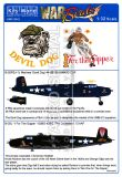 KW132042 B-25 Mitchell: 1 for the Gipper & Devil Dog