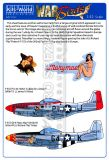 KW32122 P-51D Mustang: Lullaby for a Dream & Mary Mae