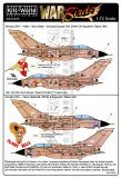 KW72079 Tornado GR.1 Operation Desert Storm