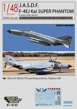 DXM48105 F-4EJ Kai Phantom II Stencils
