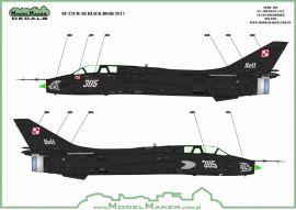 MOD72104 Su-22UM-3K Fitter-G Black Boar