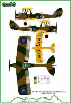 MOD48036 DH.82A Tiger Moth Teil 2