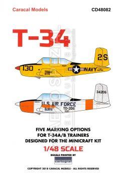 CD48082 T-34A/B Mentor