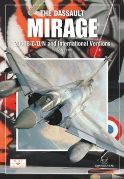 MDFSD08 Mirage 2000B/C/D/N und internationale Versionen