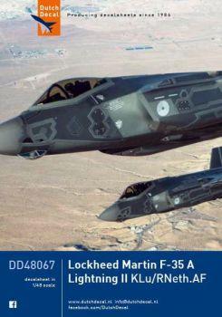 DD48067 F-35A Lightning II, niederländische Luftwaffe
