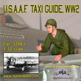 MD32061 Taxiway-Führer U.S.A.A.F. WK II