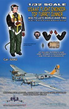MD32062 Flugzeugwart/Bomberschütze U.S.A.A.F. WK II