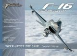 EAV015 F-16C/D/E/F Fighting Falcon: Under the Skin - Special Edition