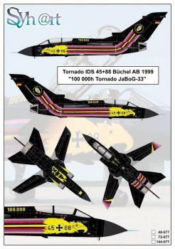 SY144077 Tornado IDS Sonderanstrich 100.000 Stunden JaboG 33