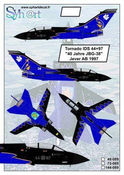 SY144089 Tornado IDS Sonderanstrich 40 Jahre JaboG 38