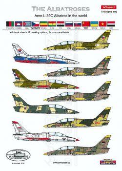 ACD48011 L-39 Albatros im weltweiten Einsatz, Teil 1