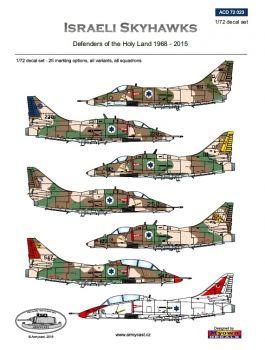ACD72023 A-4 Skyhawk israelische Luftwaffe