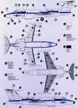 AMOD72328 HFB 320M Hansa Jet Flugbereitschaft