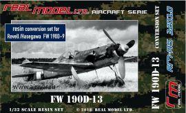 RMA3210 Fw 190 D-13 Umbausatz