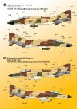 KMA3209 F/RF-4 Phantom II iranische Luftwaffe