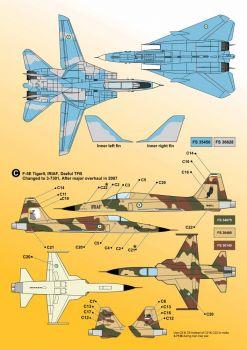 KMA14404 Jets der iranischen Luftwaffe
