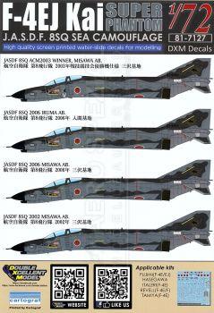 DXM72027 F-4EJ Kai Phantom II JASDF in See-Tarnung