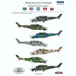 ACD72024 Mi-24/35 Hind lateinamerikanische Luftstreitkräfte