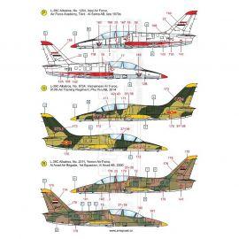 ACD72028 L-39 Albatros im weltweiten Einsatz, Teil 1