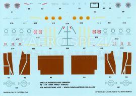 CMB48001 FB-111A Aardvark RAM Panels and Stencils