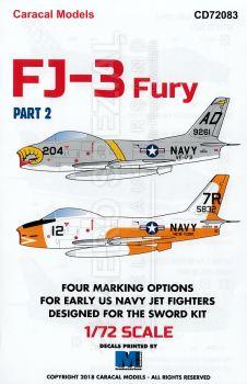 CM72083 FJ-3 Fury Teil 2