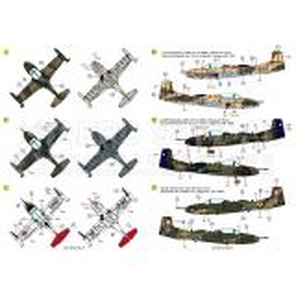 ACD48024 A-37B Dragonfly im weltweiten Einsatz