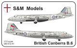 SMK7241 Canberra B.6