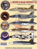FBD32004 F/A-18 Hornet Aggressors