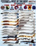 FTD48077 Hornet, Super Hornet, Growler und Tomcat Topgun: Best of the Best