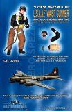 MD32064 Bomberschütze U.S.A.A.F. WK II europäische Kriegsschauplätze