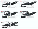 CD48138 F-117A Nighthawk