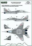 MOD48106 MiG-29 Fulcrum Helden von Kosciuszko, Teil 2