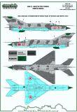 MOD48107 MiG-21 Fishbed nordkoreanische Luftwaffe