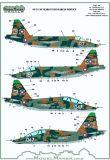 MOD72103 Su-25K Frogfoot bulgarische Luftwaffe