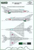 MOD72107 MiG-21 Fishbed nordkoreanische Luftwaffe