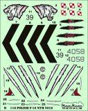MOD72118 F-16C Block 52+ Fighting Falcon polnische Luftwaffe