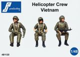 PJ481130 Helicopter Crew U.S. Army Vietnam