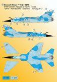 KMA7212 Mirage F1 Iranian Air Force