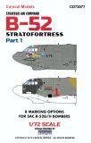 CD72077 B-52G/H Stratofortress Teil 1
