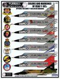 FD&S4817 F-102A Delta Dagger Colours & Markings