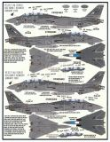 FD&S7201 F-14A Tomcat Colours & Markings Teil 1
