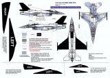 PRO72801 F-16C Block 52+ Fighting Falcon Zeus Demo-Team