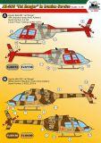 KMA4802 Bell 206 JetRanger iranische Luftstreitkräfte