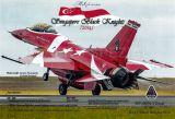 MV480041 F-16C Block 52 Fighting Falcon Kunstflug-Team Black Knights