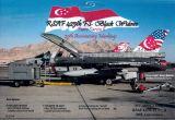 MV480042 F-16D Block 52 Fighting Falcon Black Widows