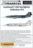 XD48208 F-104 Starfighter Part 1