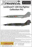 XD72315 F-104 Starfighter Teil 2