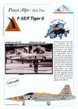 MC32018 F-5E/F Tiger II Schweizer Luftwaffe